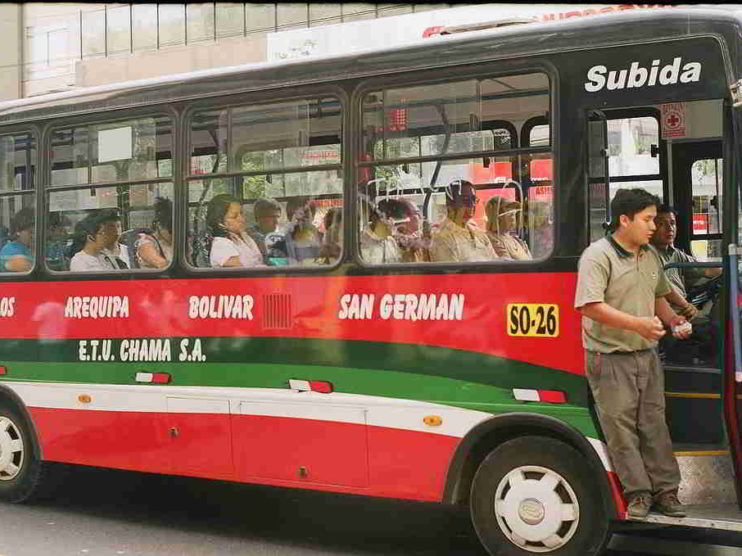 Análisis del problema de transporte en Lima Metropolitana