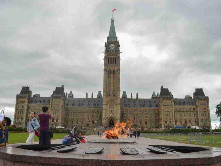 Canadá: una alternativa para la incursión al Comercio Global