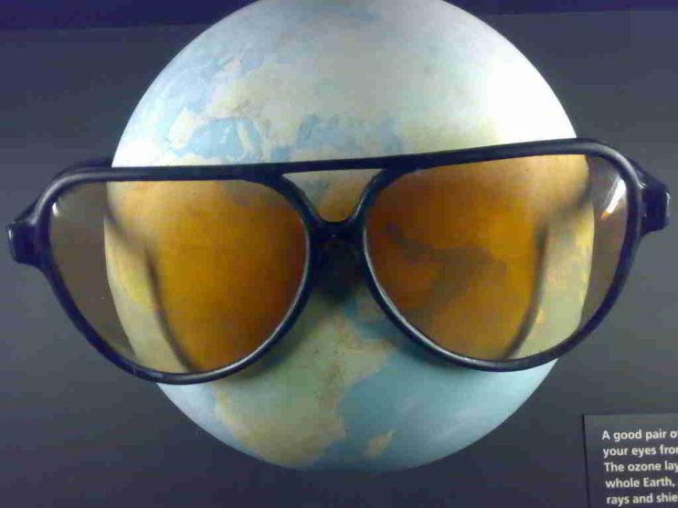 Protocolo de Montreal y los agujeros en la capa de Ozono