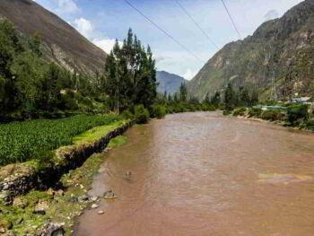 Contaminación del río Chotano en Perú, una situación de Equilibrio de Nash