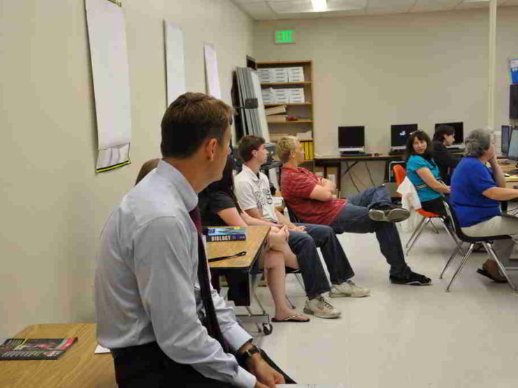 El rol del docente en los ambientes de aprendizaje