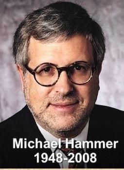 Michael Hammer - Padre de la Reingeniería