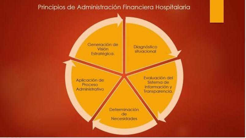 Principios de Administración Financiera Hospitalaria