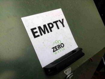 5 principios del movimiento Basura Cero (Zero Waste)