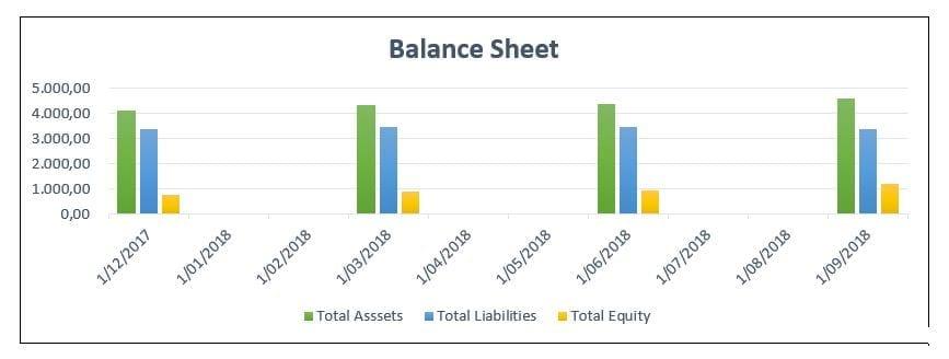 Ferrari Balance Sheet