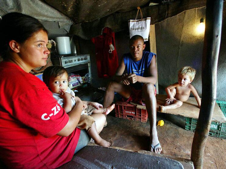 La pobreza en el mundo, América Latina y Colombia.