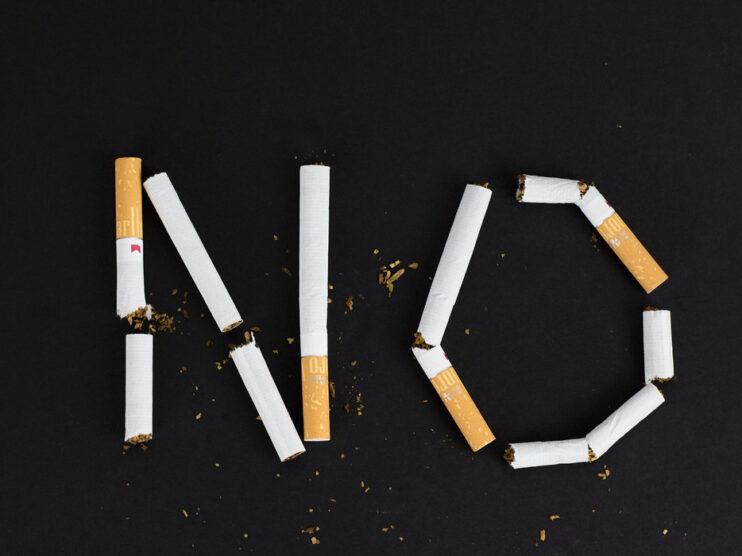 Etiqueta para fumadores, Día Mundial del No Fumador