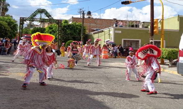Las danzas y sus representaciones del pasado indígena. Su aculturación