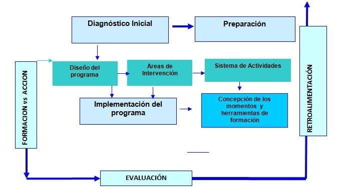 Programa de DO para el entrenamiento de las Habilidades Directivas en la Dirección Estatal de Comercio Villa Clara