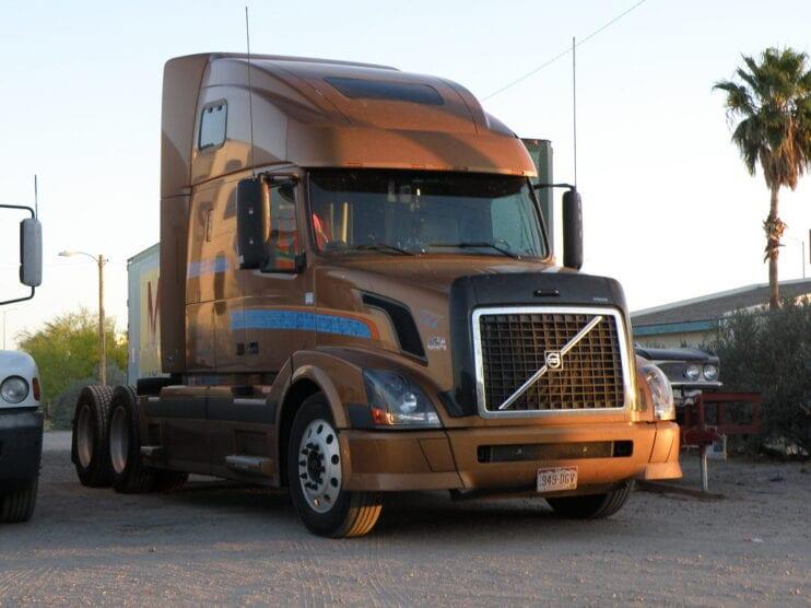 Volvo Trucks: Penetración en el mercado Estadounidense.