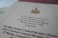 Protocolo para invitaciones formales