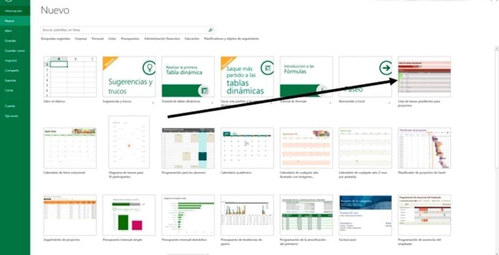 Haz un listado de tareas con Microsoft Excel