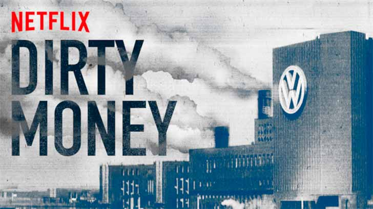 El Dieselgate en la serie de Netflix Dirty Money