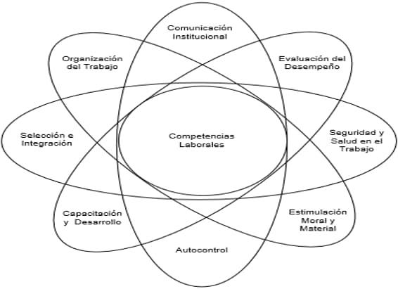 Sistema de Gestión Integrada de los Recursos Humanos